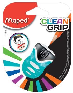 Maped Potloodslijper Clean Grip op blister