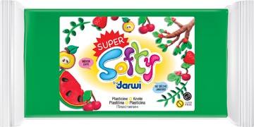 Darwi pâte à modeler Super Softy 350 g, vert