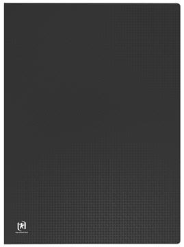 OXFORD Memphis presentatiealbum, formaat A3, uit PP, 20 tassen, zwart