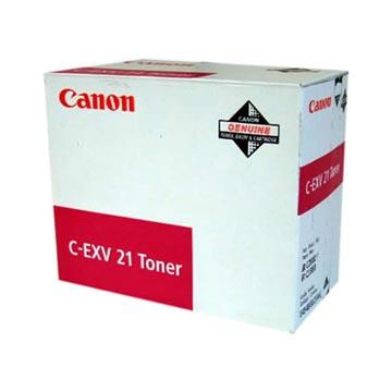 Canon toner CEXV21, 14.000 pagina's, OEM 0455B002, geel
