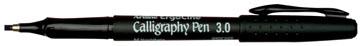 Artline feutre calligraphie ErgoLine largeur de trait: 3,0 mm