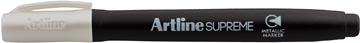 Marker Artline 790 Supreme metal argent