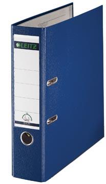 Leitz classeur à levier, bleu, dos de 8 cm