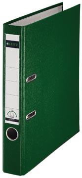 Leitz classeur à levier vert, dos de 5 cm