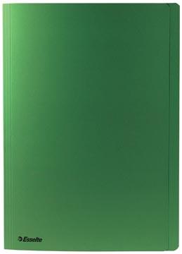 Esselte chemise de classement vert, ft folio