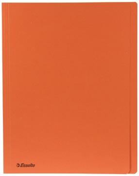 Esselte chemise de classement orange, ft A4