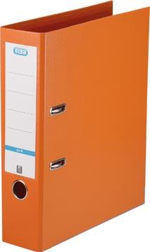 Elba classeur Smart Pro+, orange, dos de 8 cm