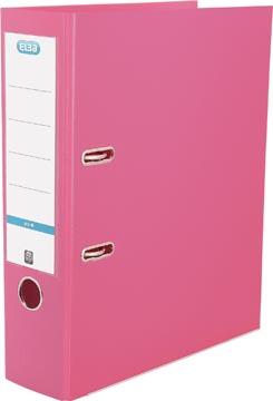 Elba classeur Smart Pro+, rose, dos de 8 cm
