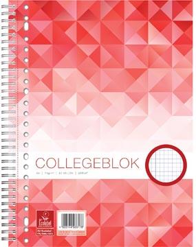 Work collegeblok A4 geruit 80 blz