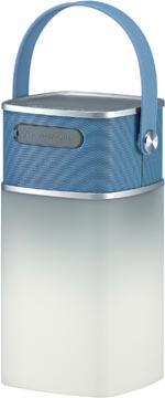 Hansa bureaulamp, LED 4 music, LED-lamp, blauw