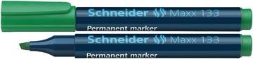 Schneider permanent marker Maxx 133 groen