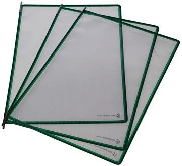 Tarifold tas t-display groen