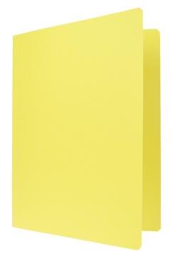Class'ex dossiermap, ft 24 x 32 cm (voor ft A4), geel