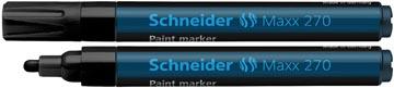 Schneider paint marker Maxx 270, zwart