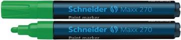Schneider paint marker Maxx 270, groen