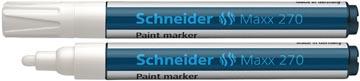 Schneider paint marker Maxx 270, wit