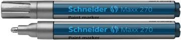 Schneider paint marker Maxx 270, zilver