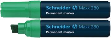 Schneider permanent marker Maxx 280 groen