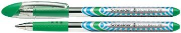 Schneider stylo bille Slider largeur de trait: 1,4 mm, vert