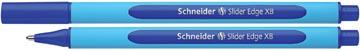 Schneider stylo bille Slider Edge, pointe extra-large, bleu