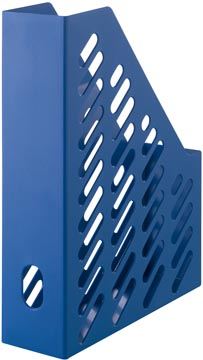 Han Karma porte-revue, pour ft A4/C4, éco-bleu