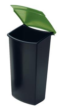 Han papiermand Mondo inzetbakje: groen (ft 15,8 x 12,4 x 28,4 cm)