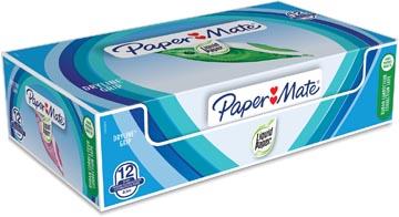 Paper Mate correctieroller Dryline Grip, doos met 12 stuks