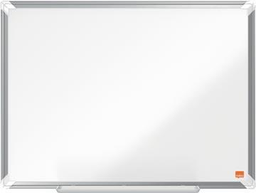 Nobo Premium Plus magnetisch whiteboard, gelakt staal, ft 60 x 45 cm