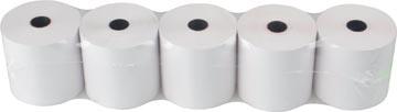 Bobine thermique sans BPA, ft 57 mm, diamètre +-65 mm, mandrin 12 mm, longueur 50 m