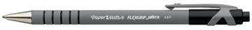 Paper Mate stylo bille Flexgrip Ultra RT, moyenne, noir