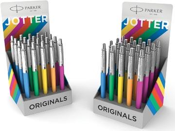 Parker Jotter Original stylo bille, présentoir de 20 pièces