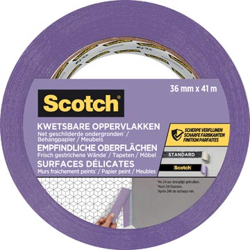 ScotchBlue afdekplakband ft 36 mm x 41 m