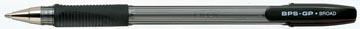 Pilot stylo bille BPS-GP largeur de trait: 0,31 mm, noir