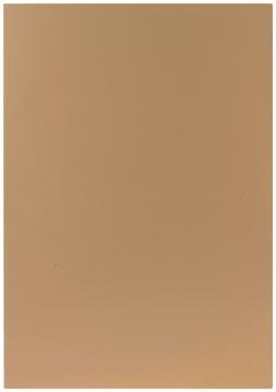 Esselte chemise de classement chamois, papier de 80 g/m², paquet de 250 pièces