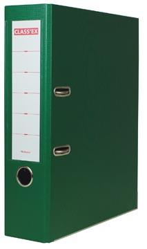 Class'ex ordner Multicolor, rug van 8 cm, groen