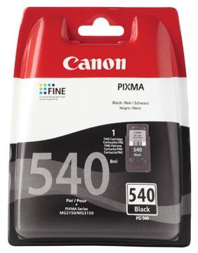 Canon cartouche d'encre PG-540, 180 pages, OEM 5225B005, noir