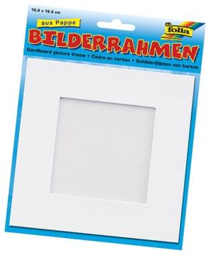 Folia cadre photo ft 16,6 x 16,6 cm, carré, pour photos ft 10 x 10 cm