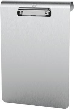 Maul klemplaat MAULmedic ft A4, aluminium, staand