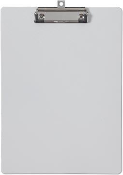 Maul plaque à pince MAULflexx, pour ft A4, blanc