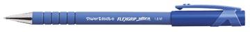 Paper Mate balpen Flexgrip Ultra Stick fijn, blauw