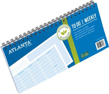 Atlanta by Jalema,To Do Weekly