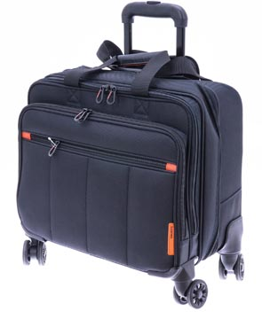 Davidts The Chase business laptop trolley, ft 42,5 x 38 x 25 cm