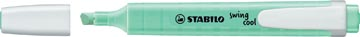 STABILO swing cool pastel markeerstift, hint of mint