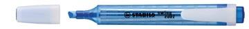 STABILO swing cool surligneur, bleu clair