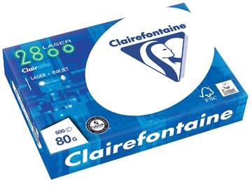 Clairefontaine kopieerpapier Clairalfa PALLET (240 riemen/Pallet)