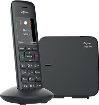 Gigaset C570 téléphone sans fil, noir