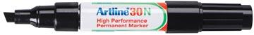 Marqueur permanent Artline 30, noir