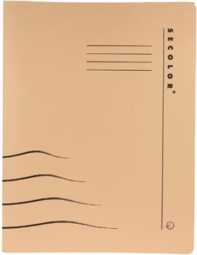 Jalema Secolor Clipmap voor ft A4 (31 x 25/23 cm), gems