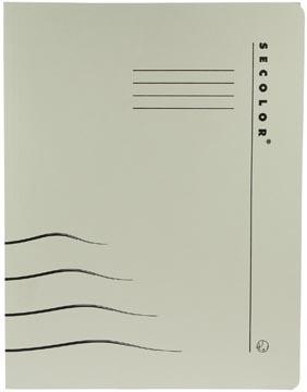 Jalema Secolor Clipmap voor ft A4 (31 x 25/23 cm), grijs