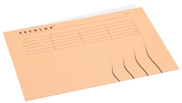 Jalema Secolor dossieromslag voor ft A4 (22,5 x 31 cm), gems